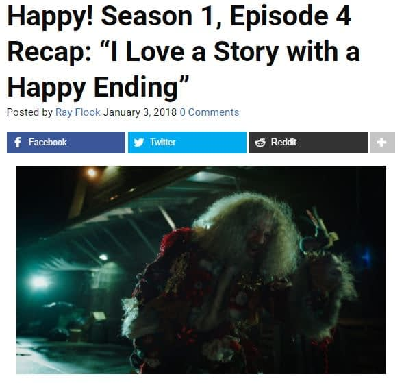 Happy Trails! Episode 105: Join Us for Bleeding Cool's Happy