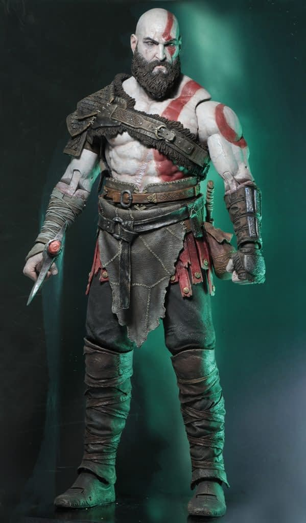 NECA God of War Kratos 6