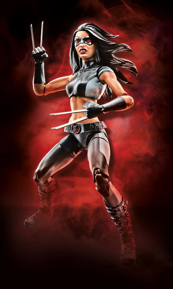 X-23 Deadpool Marvel Legends