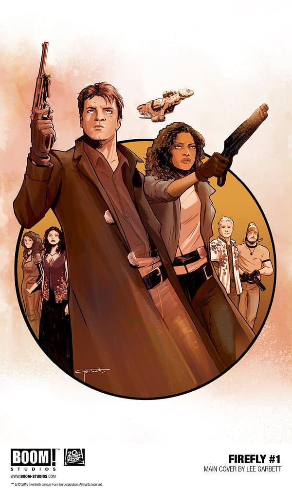 Firefly #1 from Boom! Studios Gets a Big Box Variant - Bleeding Cool