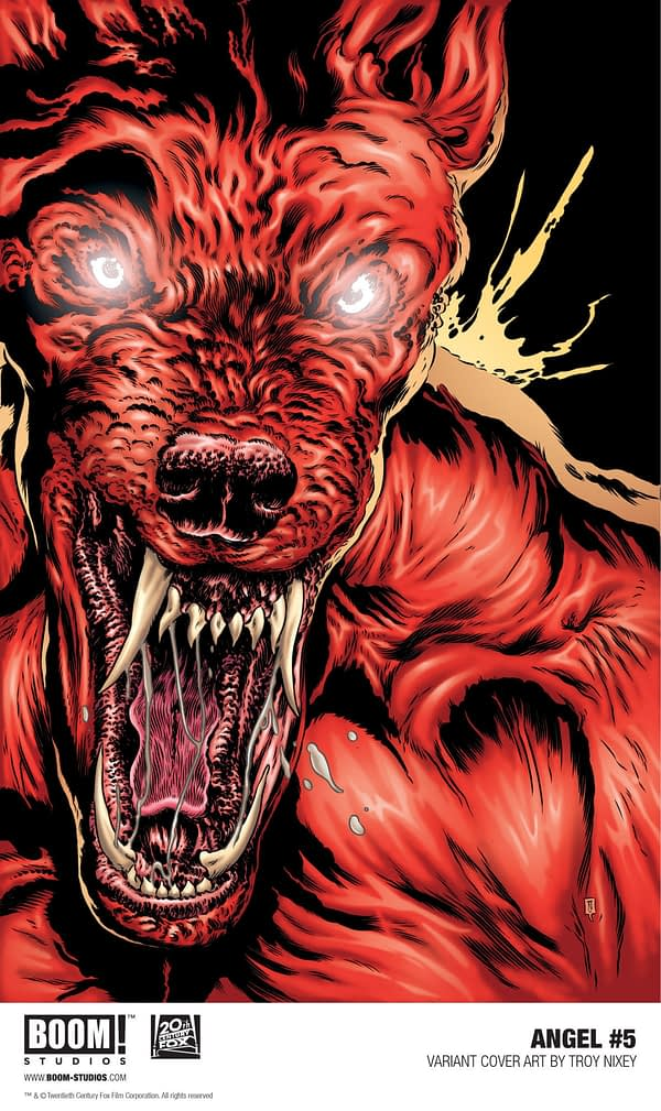 Hellmouth: BOOM! Plans a Buffyverse Super-Mega-Crossover Event for September