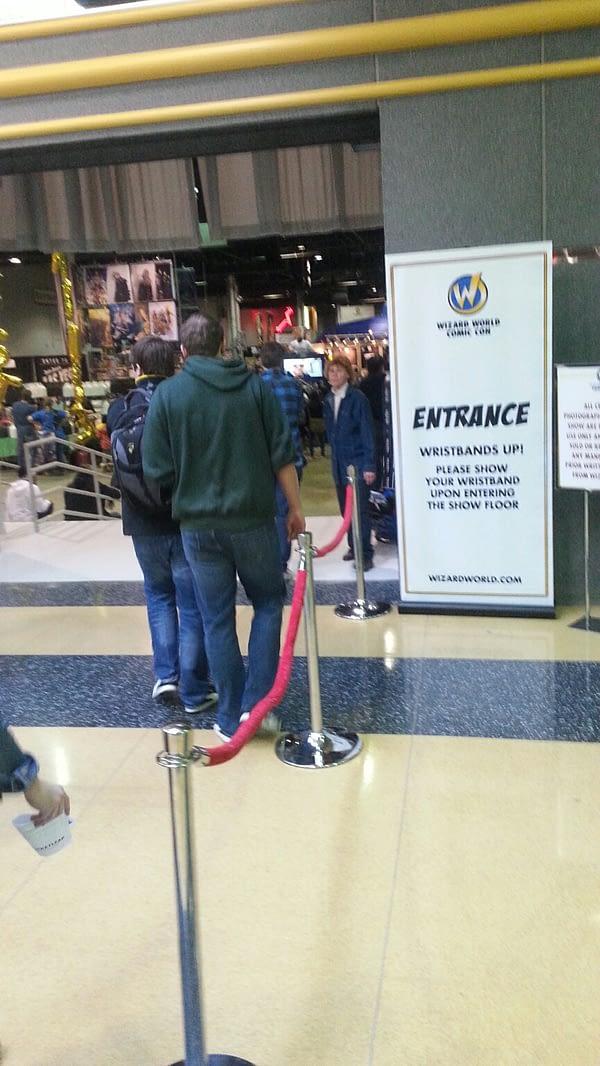 1 Fan Fest Entrance
