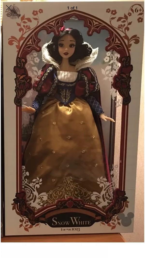 D23 Designer Doll Snow White