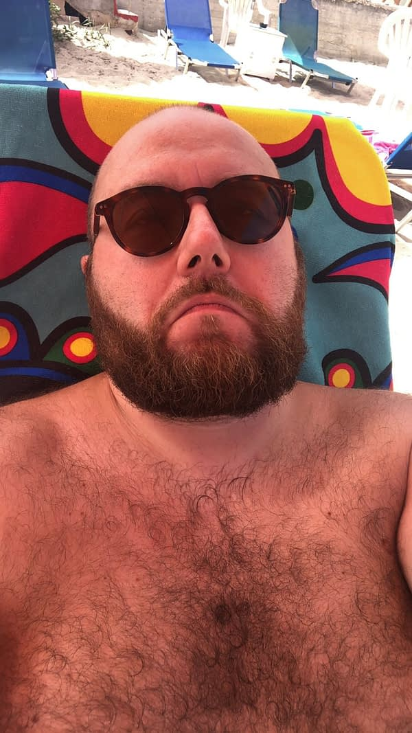 Thomas Cook Collapse Strands The Pride Creator Joe Glass Before New York Comic Con