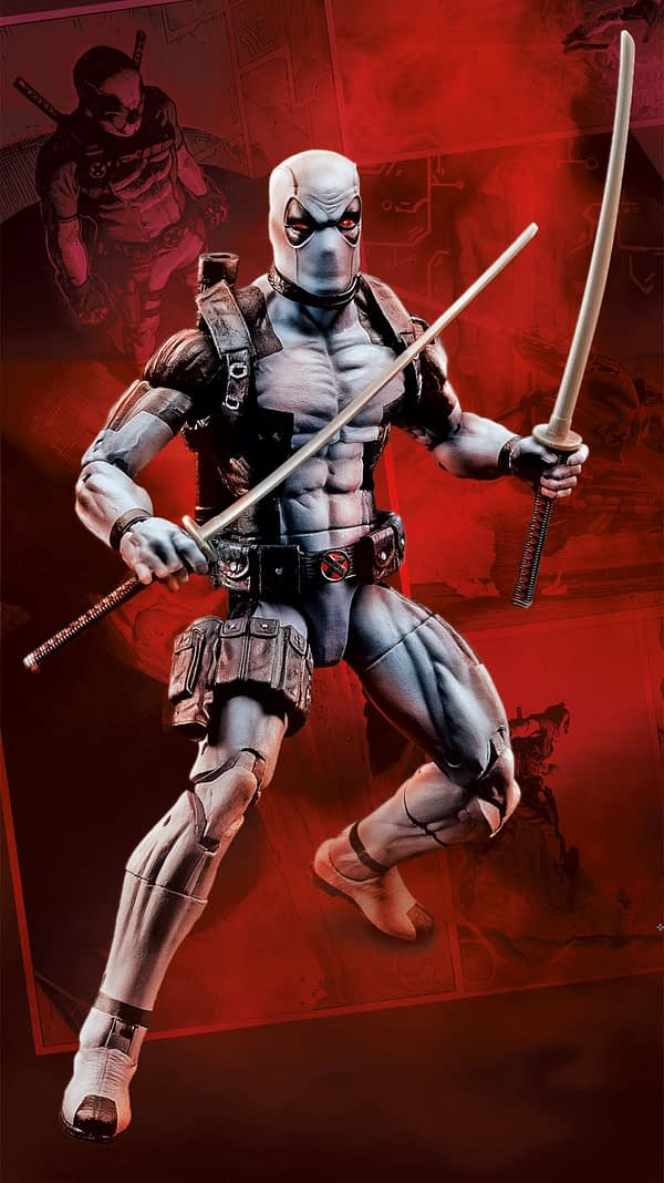 X-Force Deadpool Marvel Legends