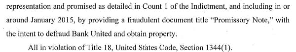 IDW Board Member Stephen Brown Indicted for Bank Fraud