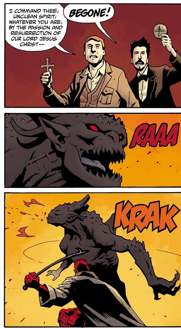 Hellboy and the B.P.R.D. - 1953--The Phantom Hand & the Kelpie-009