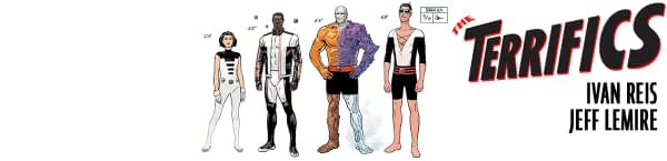 The Terrifics DC