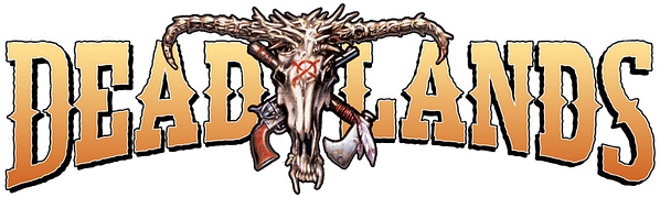 Deadlands Comic Logo