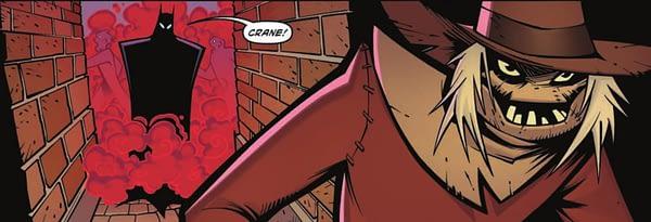 Batman TMNT Adventures #04 Panel 1