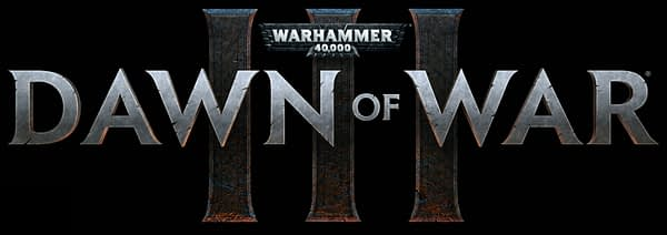 Warhammer 40000 Dawn Of War 3 - Logo - Banner