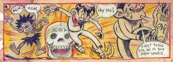 From Raul Gonzalez's Strip
