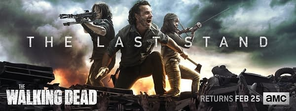 walking dead season 8 new art synopsis