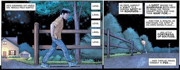 Things We Learned From Frank Miller's Clark Kent in Superman Year One #1