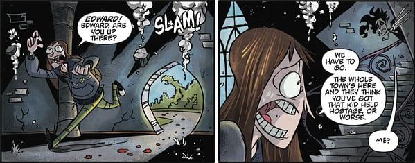 Edward Scissorhands #5