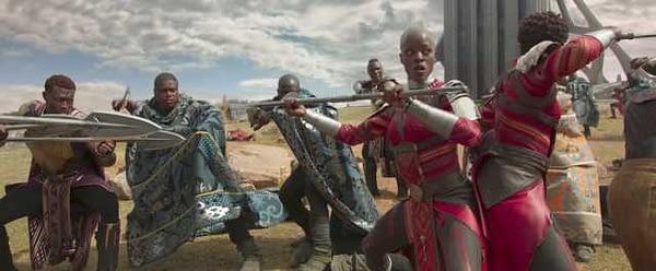 Danai Gurira can do The Walking Dead and Avengers: Infinity War