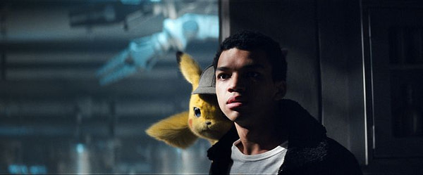 27 Photos from 'Pokémon: Detective Pikachu'