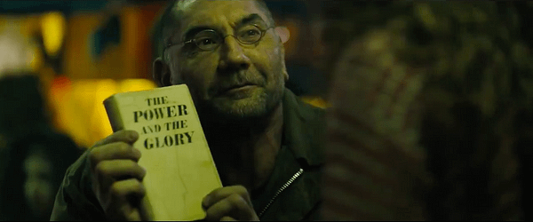Dave Bautista Is A Replicant On The Run In Blade Runner