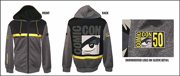 Mitch Gerads Designs SDCC Batman Shirt, One of Many Across the Decades