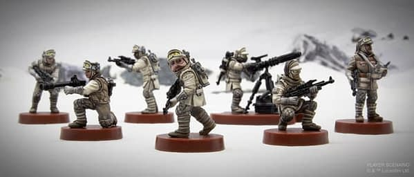 Rebel Veterans Hit The Trenches For Star Wars Legion