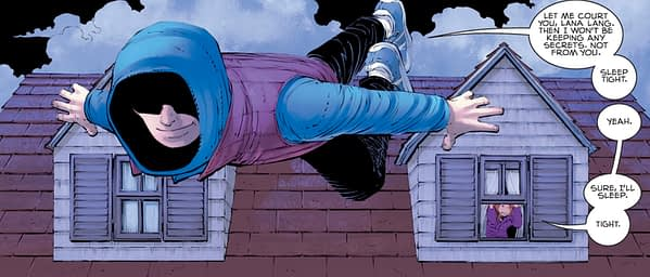 A Look at Frank Miller's Clark Kent in Superman Year One #1