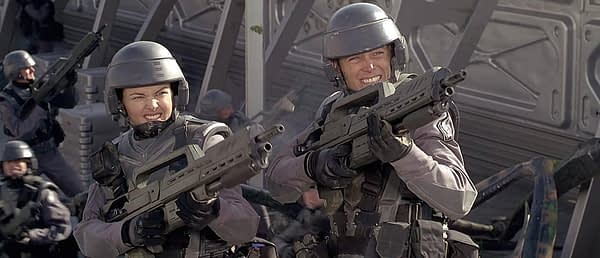 Starship Troopers' Reboot, TV Series: Would You Like to Know