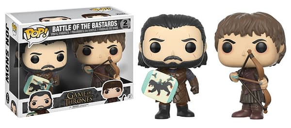 Game Of Thrones Battle of the Bastards two Pack