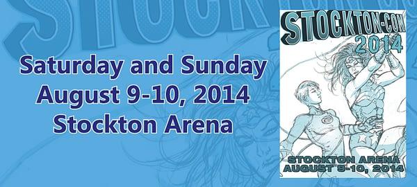 StocktonCon 2014