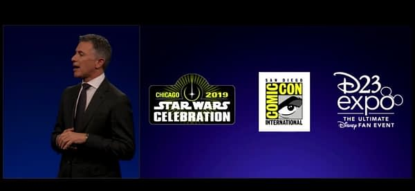 First Look at Disney+ Streaming Service; 'The Mandalorian', 'Falcon and The Winter Soldier'