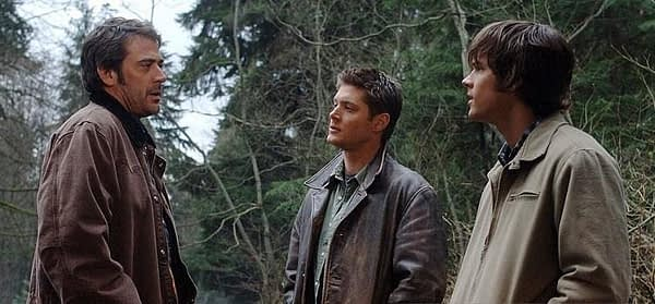 supernatural morgan 300th episode