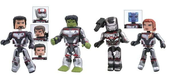 Diamond Select Toys Has a Ton of New Marvel Stuff Coming