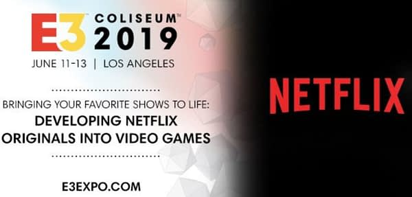 Netflix is Coming to E3 This Year to Talk About Games