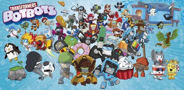Transformers BotBots 19