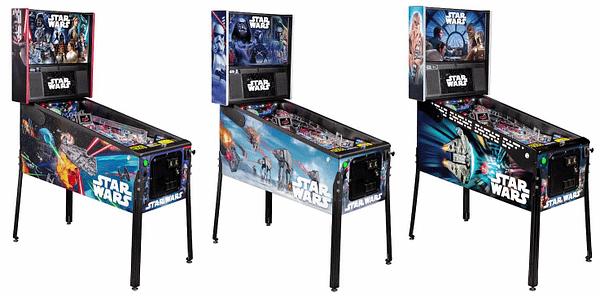 Star Wars Pinball - Stern