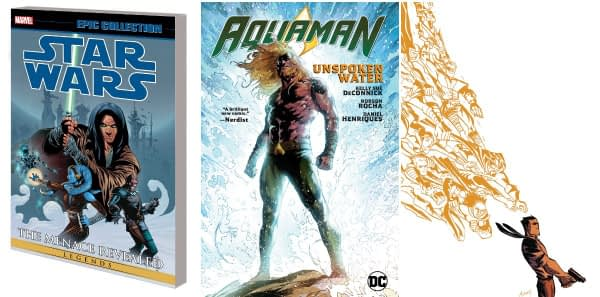 Price Rises for Marvel, DC, Legendary Collections