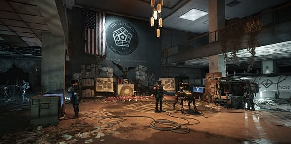 """The Division 2"" Will Release ""Episode 2"" DLC Content October 15"
