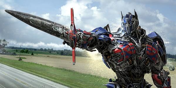 Transformers Review Optimus