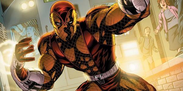 Spider-Man villain The Shocker