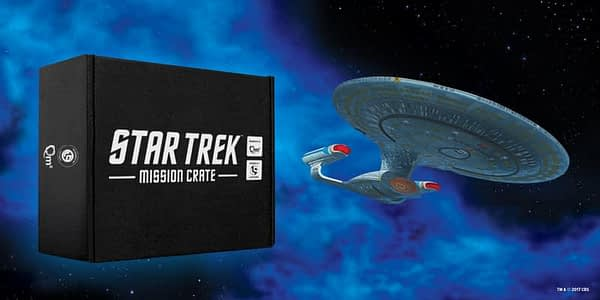 Star Trek Mission Crate