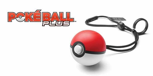 Pokeball Plus Controller Pokemon
