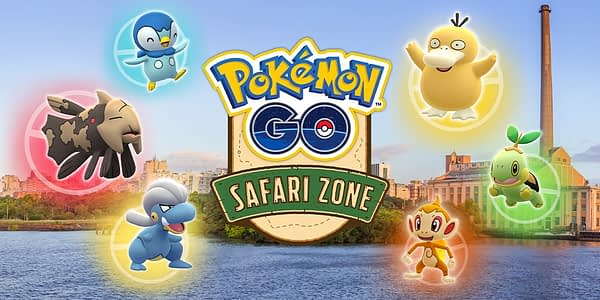Pokémon Go to Host its First South American Safari Zone Event