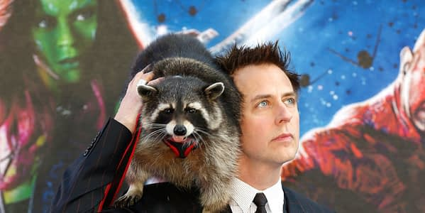 "James Gunn Talks 'Guardians of the Galaxy Vol 3', Says ""Rocket is Me"""