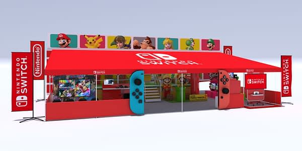 Nintendo Will Have a 2019 Summer Switch Tour Across The U.S.