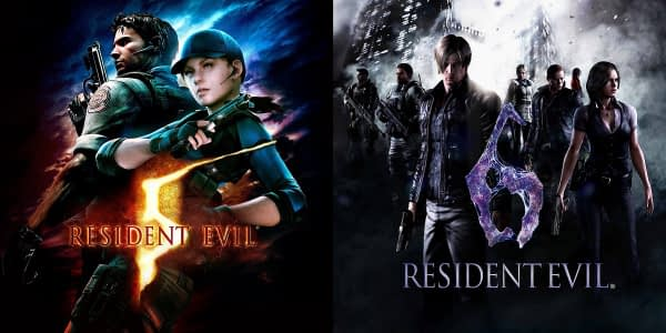 """'Resident Evil 5"""" and """"Resident Evil 6"""" Receive Switch Release Dates"""