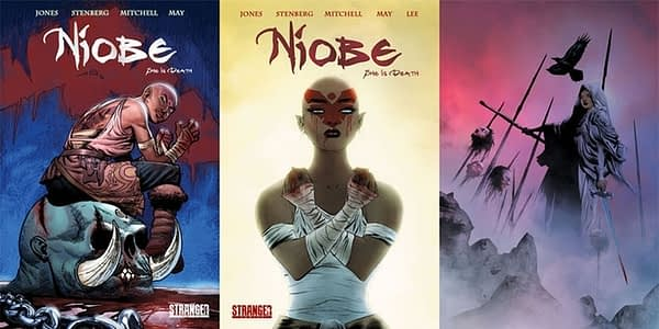 Niobe: She Is Death Comes to Comic Stores in November, Before the HBO TV Series