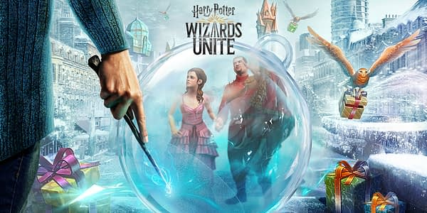 """""""Harry Potter: Wizards Unite"""" Has Started Its Holiday Events"""