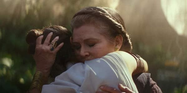 """Star Wars"": [SPOILER] Trains, Mentors [SPOILER] in ""The Rise of Skywalker"""