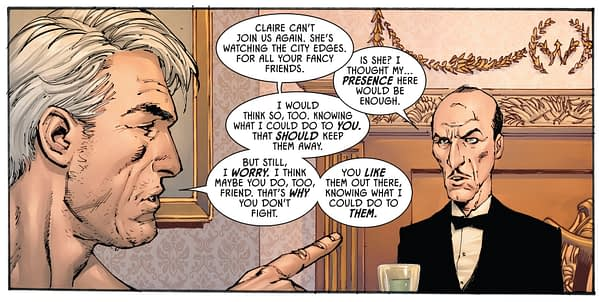 How Batman Failed Alfred Pennyworth