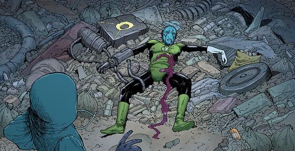 Will Teen Lantern Take Over The Green Lantern Comic in 2020?
