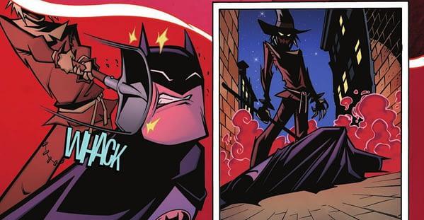 Batman TMNT Adventures #04 Panel 3
